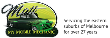 Matt My Mobile Mechanic Mobile Logo